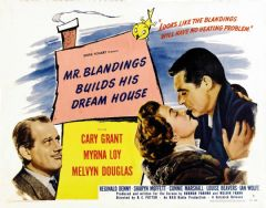 Mr Blandings Builds His Dream House 1948 DVD - Cary Grant / Myrna Loy